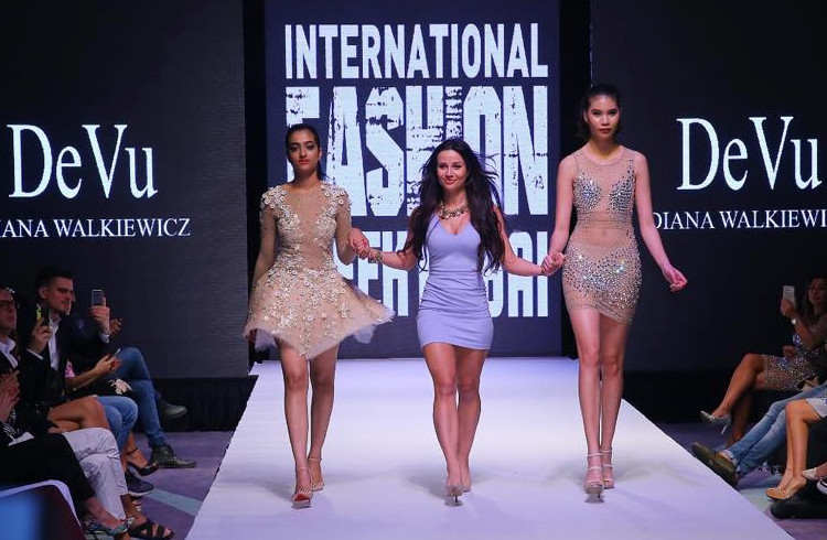 Pokaz Devu International Dubai Fashion Week 2017